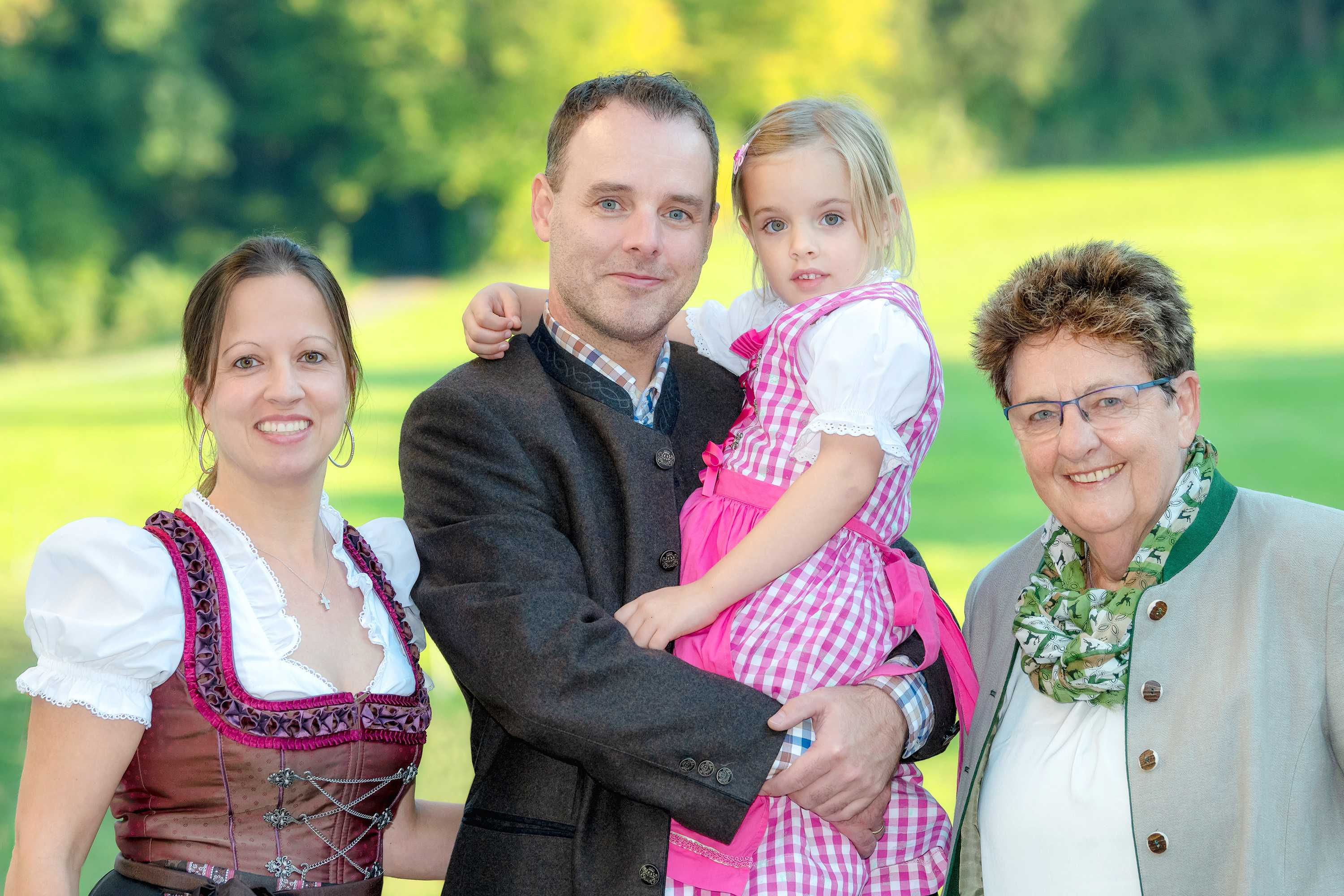 Familie Stachl Gaden Waging am See